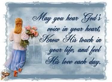 Feel His Love Each Day